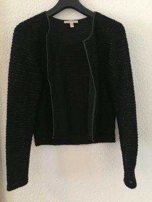 Esprit Bolero lavorato a maglia nero