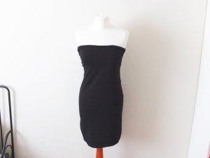 schwarzes H&M basic Kleid Gr. M 38 40 tube dress
