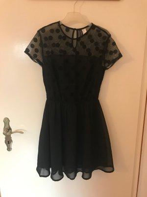 Schwarzes H&M Kleid