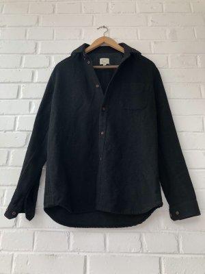 Flannel Shirt black