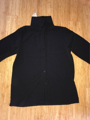 Boohoo Shirt Blouse black