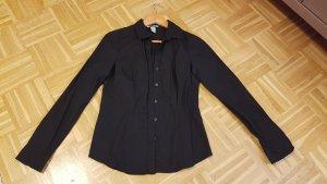 schwarzes Hemd Grösse 38