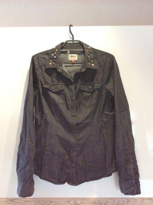 Schwarzes Hemd von Only