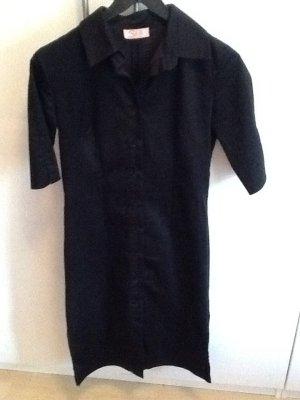 Schwarzes Hemdblusenkleid von 3suisses