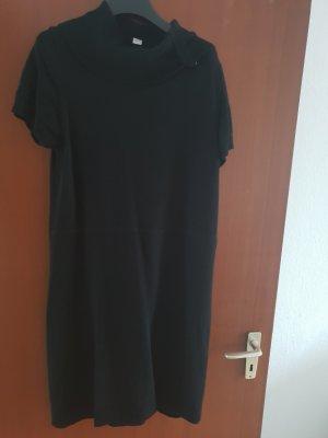 Schwarzes herbst/winter Kleid