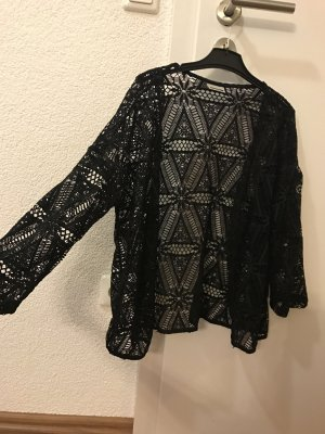 Noisy May Cardigan noir