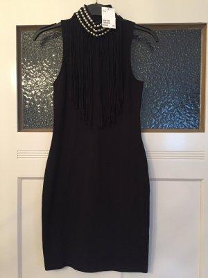 Schwarzes Jersey Kleid von H&M