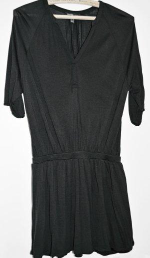 Schwarzes Jersey Minikleid von Mango, ungetragen, EUR XS, wie 36, gefüttert