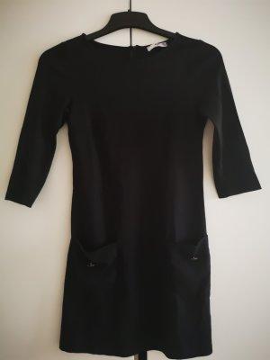 schwarzes Jerseykleid Kleid von AJC Gr.32