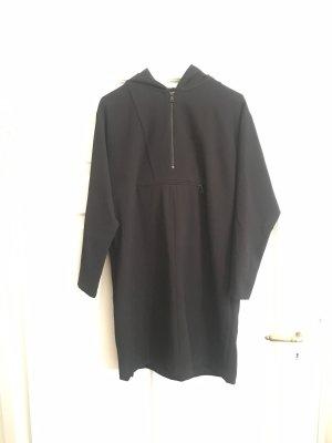 Zara Woman Capuchonjurk zwart