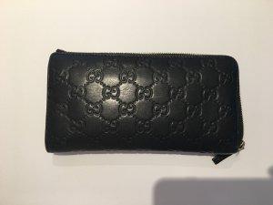 Schwarzes klassisches Portmonee von Gucci!