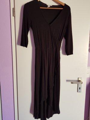 H&M Vestito di lana nero