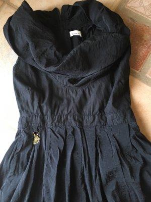 Bench Flounce Dress black