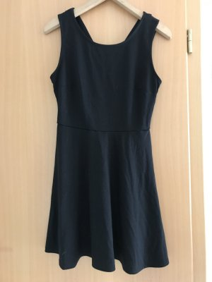 Vestido de baile negro Algodón