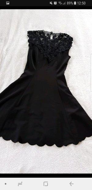 Schwarzes Kleid 34 neu