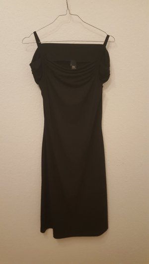 BC Collection Vestido negro Poliéster