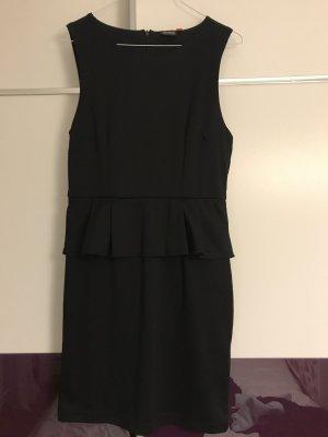 Only Peplum Dress black