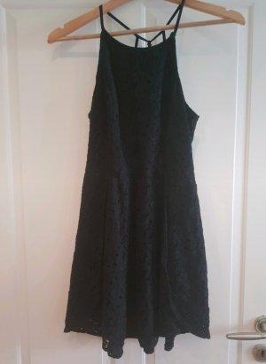 Abercrombie & Fitch Robe courte noir