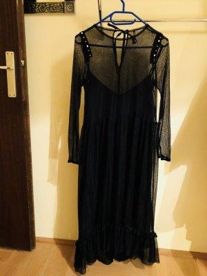 Zara Vestido negro