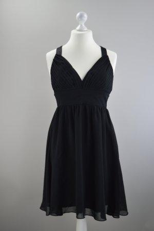 Schwarzes Kleid Abendkleid Vero Moda Größe L