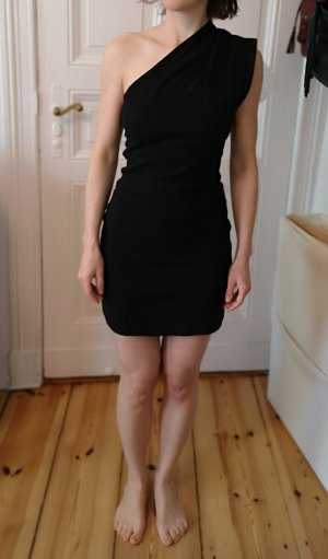 schwarzes Kleid American apparel (XS/S)