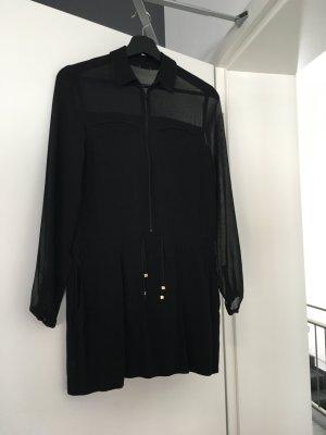 Schwarzes Kleid // Asos