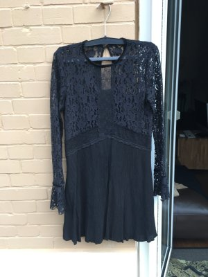 Zara Lace Dress black