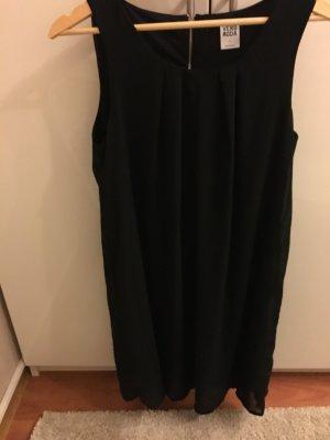Schwarzes Kleid casual von vero Moda