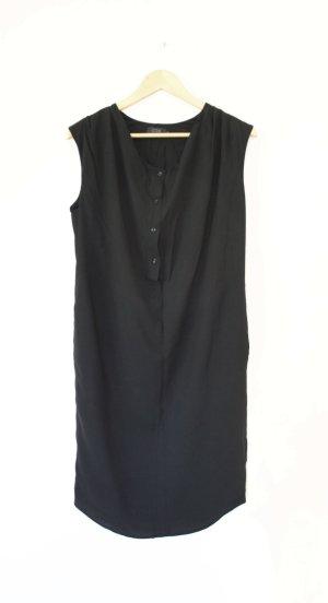 Schwarzes Kleid COS