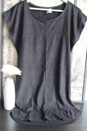Schwarzes Kleid | DIVIDED H&M