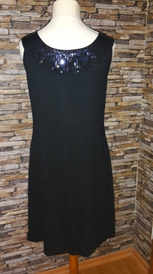 Schwarzes Kleid Esprit Gr. L