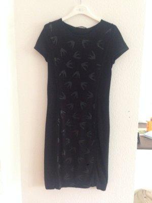 schwarzes Kleid Gr. 36 Luisa Cerano