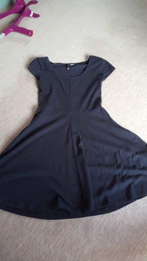 schwarzes kleid gr. 38