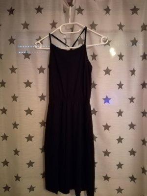 schwarzes Kleid Größe 164