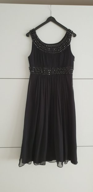 Angie Chiffon Dress black