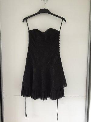 Schwarzes Kleid Größe 36