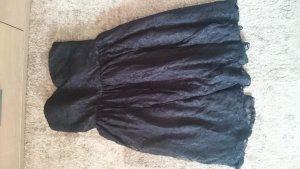 Schwarzes Kleid Größe M wie neu