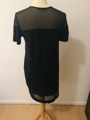 Schwarzes Kleid in 38