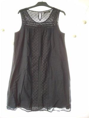 schwarzes Kleid in A-Linie von Vila