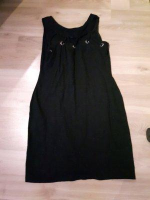 Schwarzes Kleid in Größe L