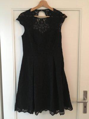 Schwarzes Kleid Kookaï