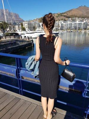 schwarzes Kleid  Mango Gr.S