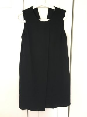 Schwarzes Kleid Mango Gr XS