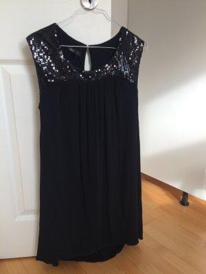 Schwarzes Kleid • Mango Suit • Kaum getragen
