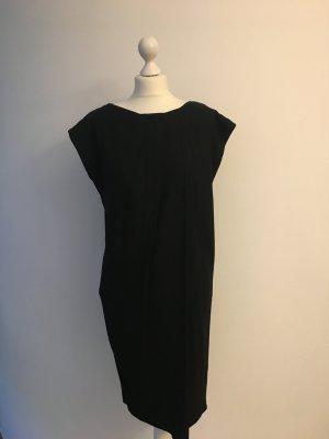 Schwarzes Kleid MASSIMO DUTTI, ärmellos, Gr. 36-38