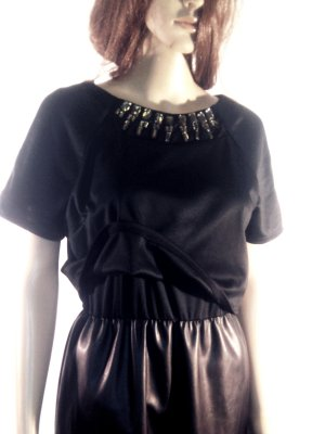 Empire Dress black