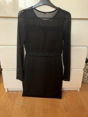 H&M Divided Cut Out Dress black