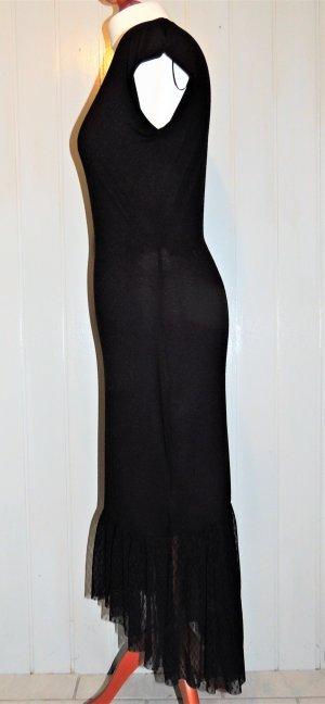 Bodyflirt High Low Dress black viscose