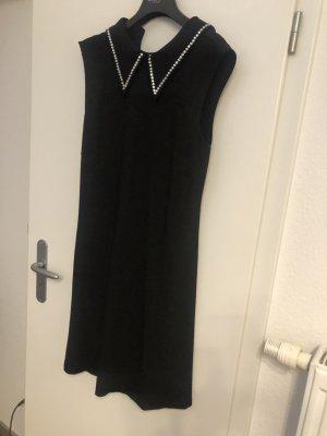 Robe trapèze noir