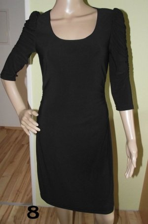 Schwarzes Kleid s.Oliver Gr.38 (8-AE)